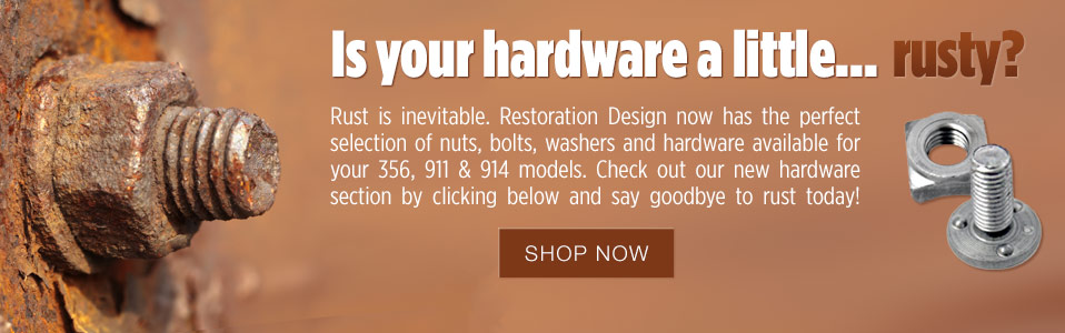 Restoration Design Hardware