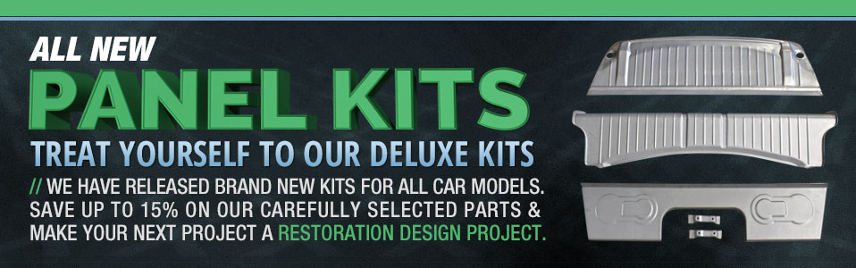 Restoration Design Panel Kits