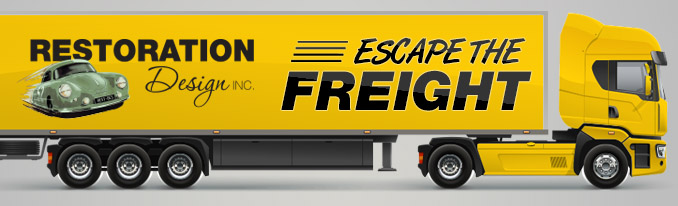 escape the freight promotion