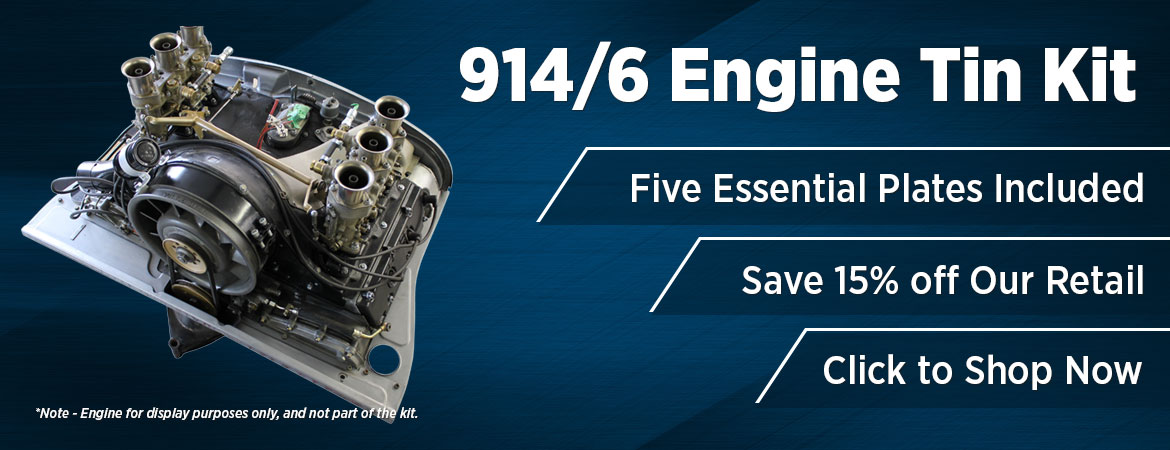 914/6 Engine Tin Kit