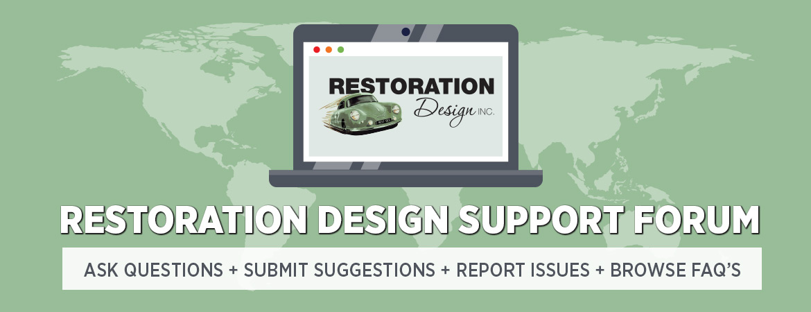 Welcome to Restoration Design